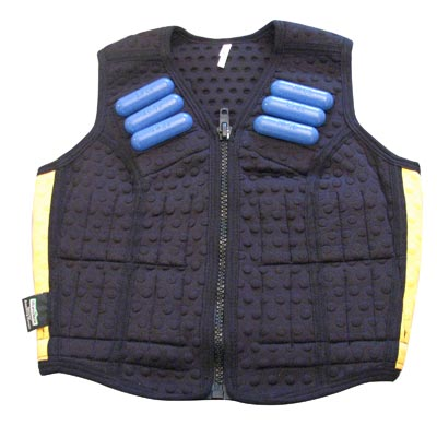 Weighted Vest with weights