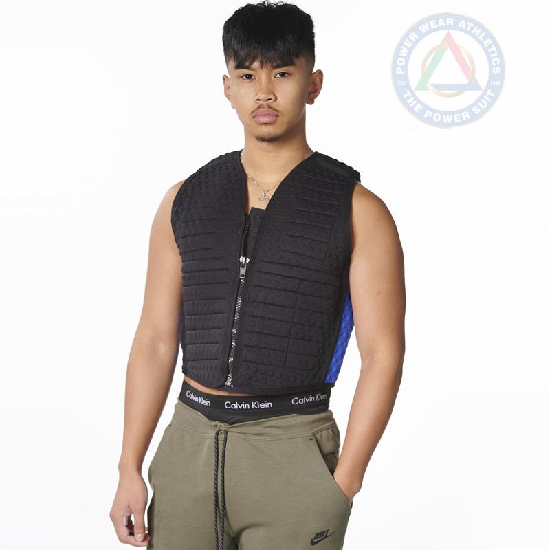 Men's weighted vest